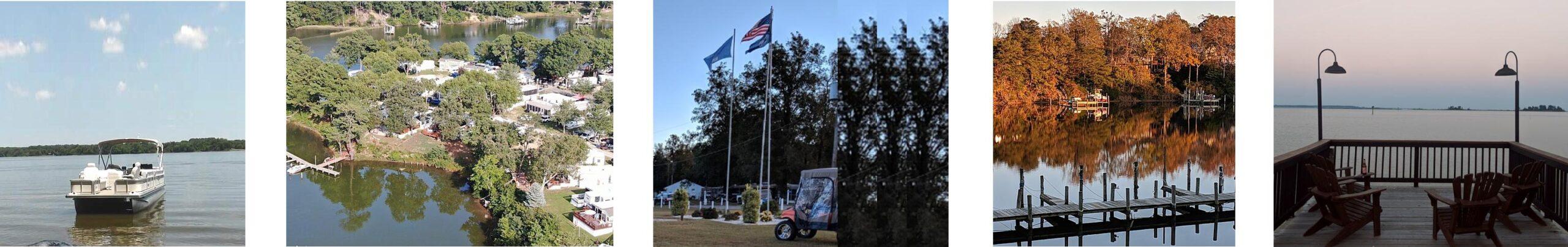 Bush Park Camping VA